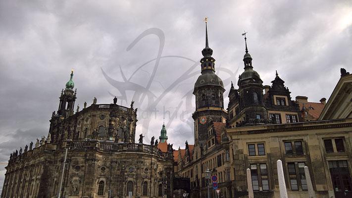 Dresdens Innenstadt
