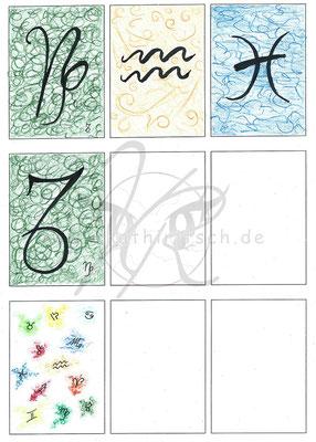 KB#14b Astro-Zeichen