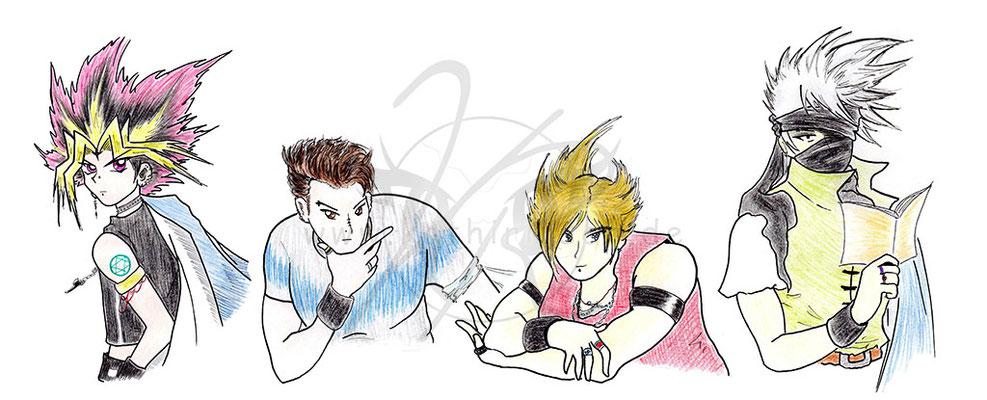 My Hot-Boys
