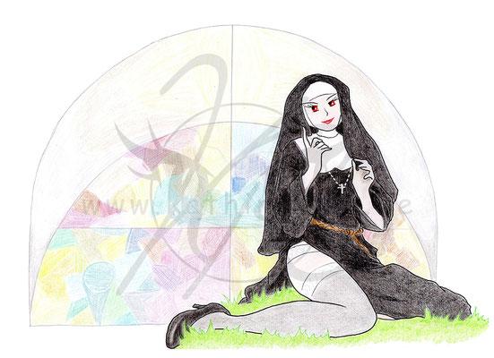 Die heilige Schwester