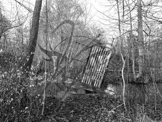 Das schiefe Tor vom Spreewald