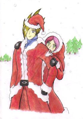 LarIsa´s Weihnachtskostüm