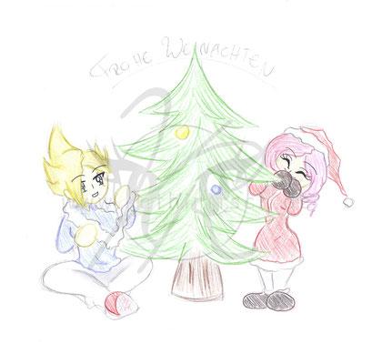 LarIsa´s Weihnachtsbaum