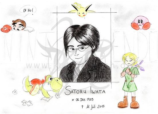 Satoru Iwata - Eine Legende