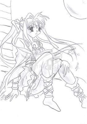 Kamikatze, Kaito Jeanne