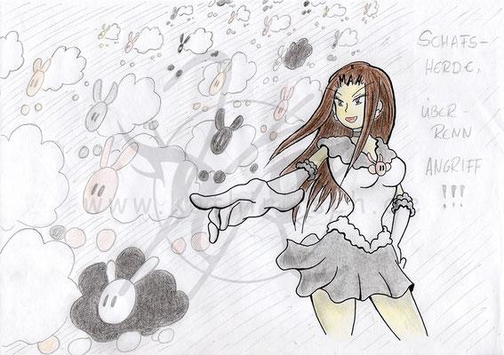 Sailor Sheep - Herden Attacke