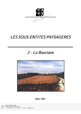 La Bouriane - Mai 1997