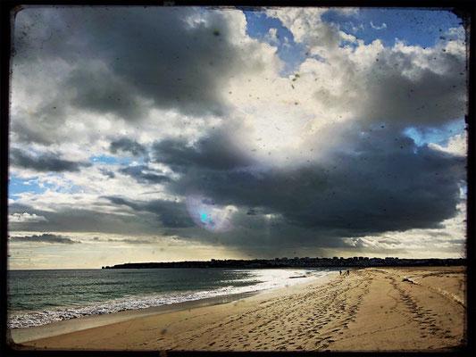 Praia das Cabanas Velhas