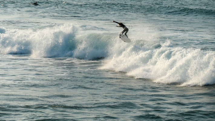 cooler Surfer :-)