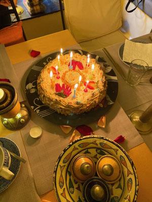Carlas Geburtstag
