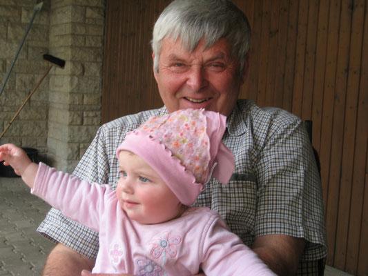 Die perfekte Erholung für Großeltern und Kinder
