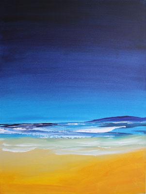 Meer - 2011 - Acryl auf Leinwand - 60x80