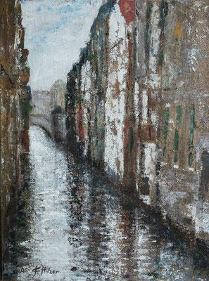 Verfall - 2006 - Acryl auf Leinwand - 60x80