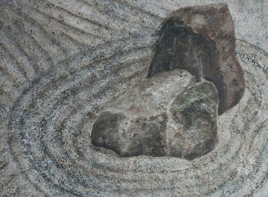 Zen - 2005 - Acryl auf Leinwand - 60x80