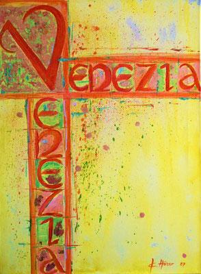 Venezia - 2006 - Acryl auf Leinwand - 60x80