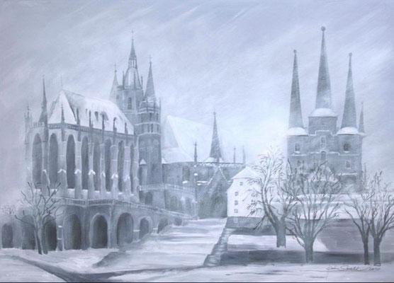 Dom Winter - 2011 - Acryl auf Leinwand - 50x70