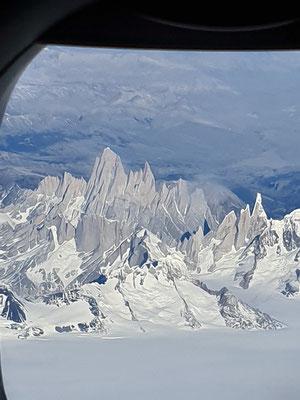 Einer der berühmtesten Berge der Welt...