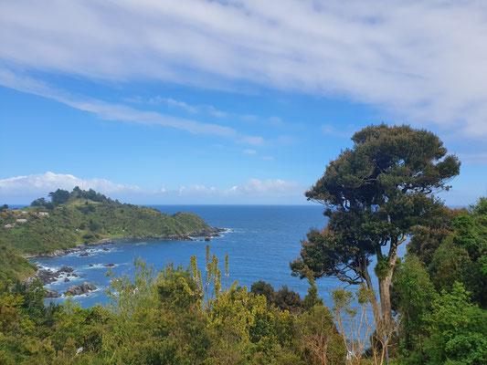 Bahia Mansa am Pazifik