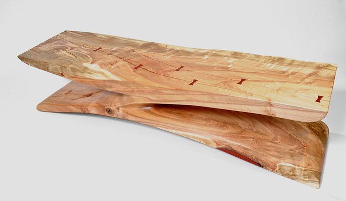 B1065 · Norway Maple, Padouk