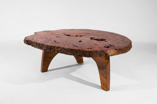T1143 · Jarrah Burl, European Walnut