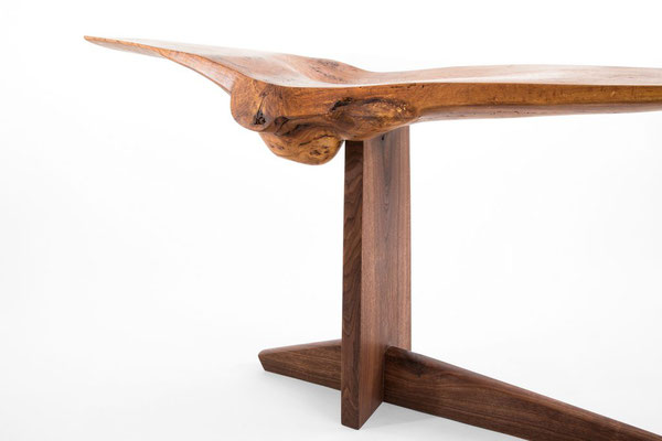 C1014 · Oak, American Black Walnut