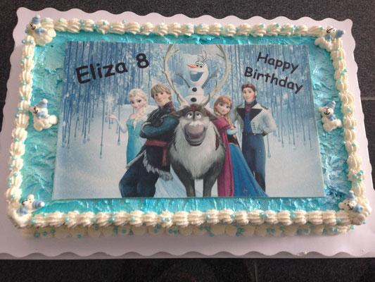 Kinder Geburtstags Torten Zuckerartistik