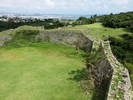 Castle Nakagusuku