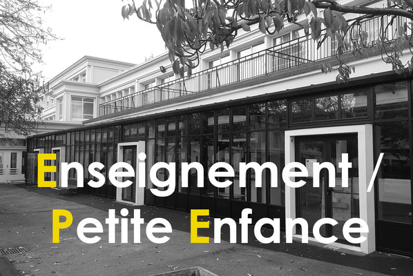 Seine Architecture Enseignement - Petite Enfance