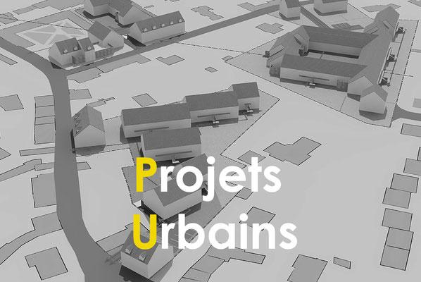 Seine Architecture - Projets Urbains