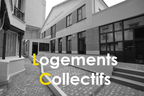Seine Architecture - Logements collectifs