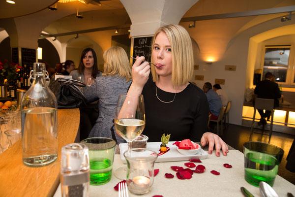 Valentinstag im OHO! Bild: Harry Schiffer