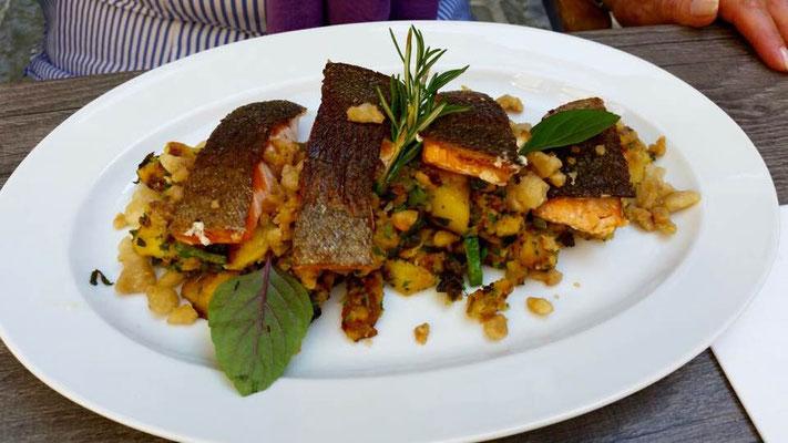 Restaurant und Bar in Graz, essen im OHO!
