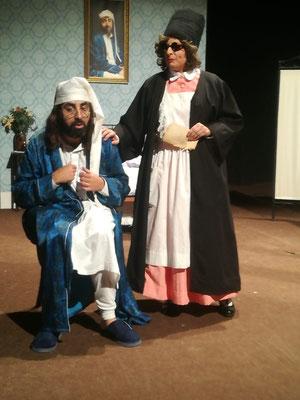 Fem Teatre: El Malalt Imaginari a la Passió d'Olesa