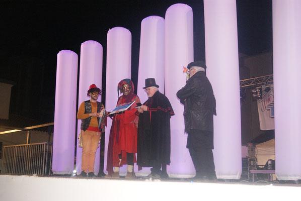 Fem Teatre - Carnestoltes 2020 a Olesa de Montserrat.