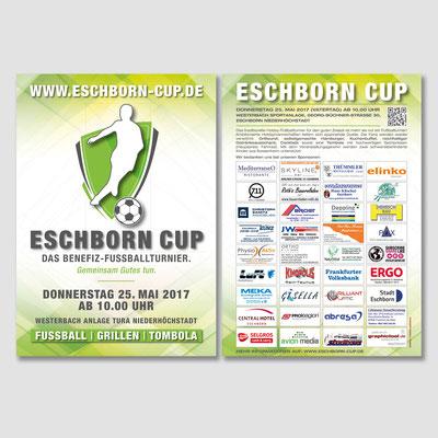 ESCHBORN CUP, Flyer 2017