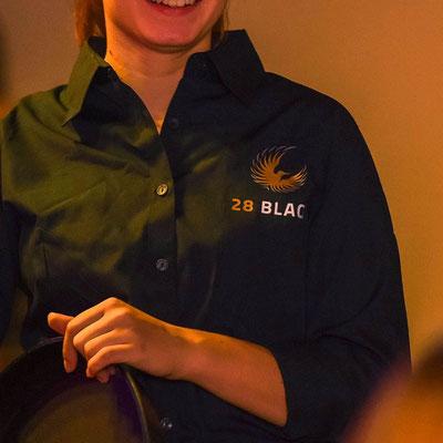 28 BLACK, tailor-made Textilien