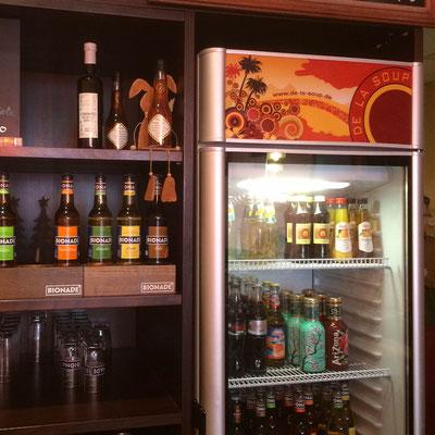 DE LA SOUP, Backlightfolie für Kühlschrank