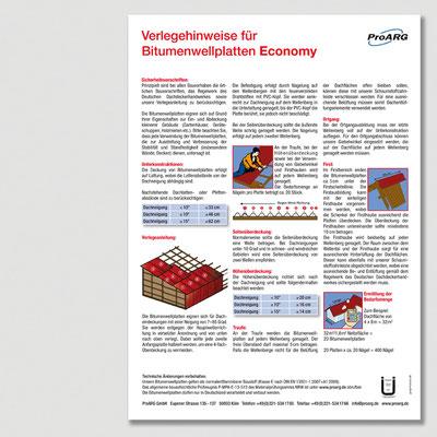 PROARG, Informationsblatt