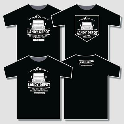 LANDY DEPOT, T-Shirts