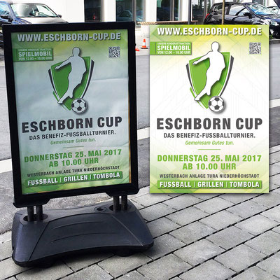 ESCHBORN CUP, Poster 2017