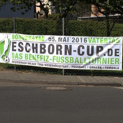 ESCHBORN CUP, Banner 2016