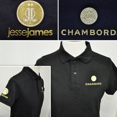 CHAMBORD, tailor-made Polos