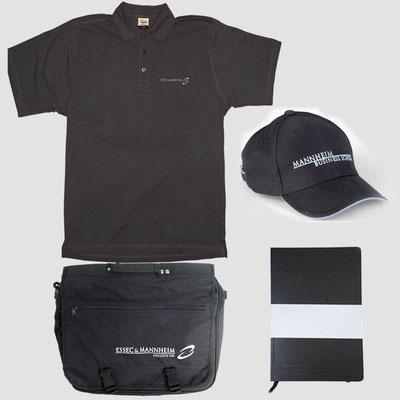 MANNHEIM BUSINESS SCHOOL, Merchandiseartikel