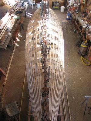 © Chantier naval Kolly | Tannay | Construction de bateaux en bois