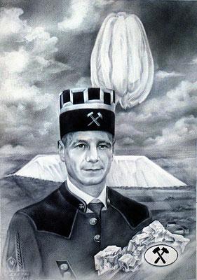 Mikhail Usteav- 50x70 cm