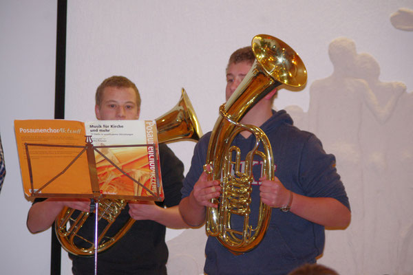 Carsten und Steffen