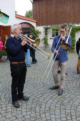 Jochen und Timon