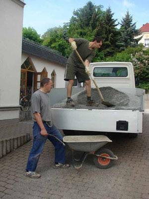 Tobias und Matthias