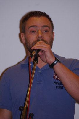 Bandmitglied Ruben