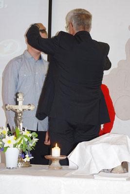 Gebet der Gemeinde durch Jochen ...